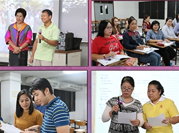 ILPC Provides English Trainings for Faculty Members and Staff Members