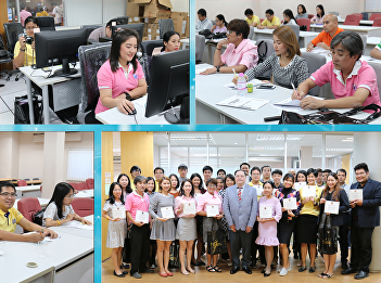 """ILPC Organizes """"the PR News Writing and Translating"""" Training for Offices in Campus"""